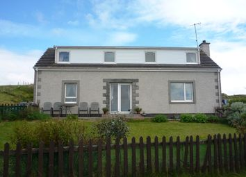 Thumbnail 4 bed detached house for sale in Crulivig, Isle Of Lewis