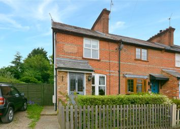 Thumbnail 3 bed semi-detached house for sale in Heathill Cottages, Heath Hill Road South, Crowthorne, Berkshire