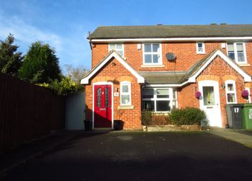 Thumbnail 3 bed end terrace house for sale in Honeychurch Close, Smallwood, Redditch