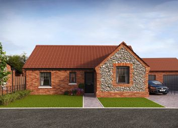 Thumbnail 3 bed detached bungalow for sale in Water Lane, Mundesley, Norwich