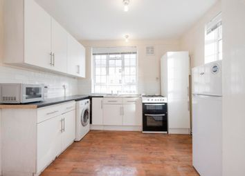 Thumbnail 3 bedroom flat to rent in Coningham Road, London