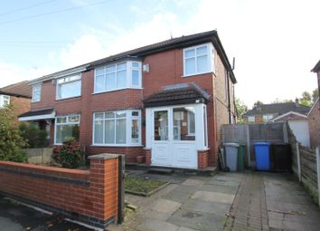 Thumbnail 3 bed semi-detached house for sale in Mount Drive, Urmston, Manchester