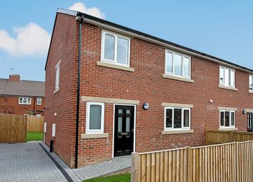 Thumbnail 3 bed semi-detached house for sale in Manor Crescent, Rothwell, Leeds