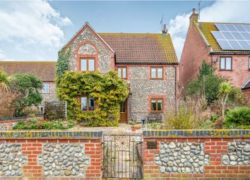 Thumbnail 6 bed detached house for sale in Cromer Road, Trimingham, Norwich