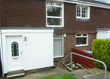 Thumbnail 2 bed flat for sale in Wensley Close, Ouston, Chester Le Street, Durham