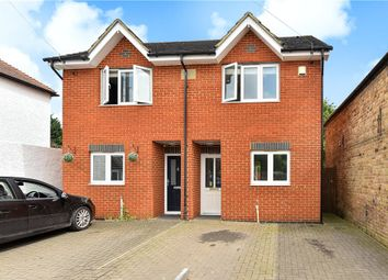 Thumbnail 3 bed semi-detached house for sale in Milner Road, Burnham, Slough