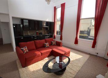 Thumbnail 1 bed flat for sale in Torwood Street, Torquay, Devon
