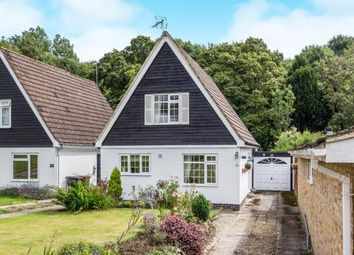 Thumbnail 3 bed detached house for sale in Canada Grove, Easebourne, Midhurst, West Sussex