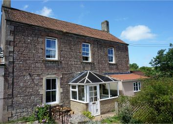 Thumbnail 4 bed country house for sale in Back Lane, Shepton Mallet