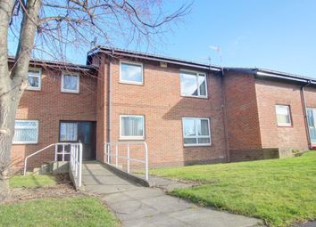 Thumbnail 2 bed flat for sale in Queens Court, Gateshead