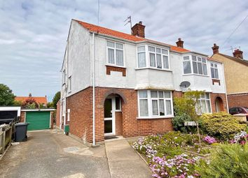 Thumbnail 3 bed semi-detached house for sale in Blake Road, Great Yarmouth