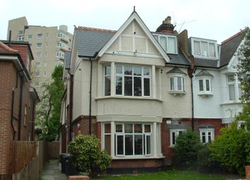 Thumbnail 2 bed flat to rent in Rodenhurst Road, Clapham
