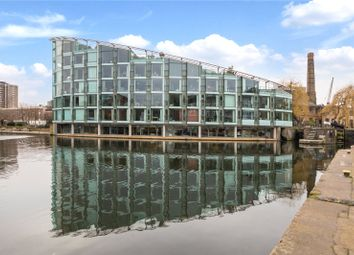 Crystal Wharf, Graham Street, London N1. 2 bed flat for sale