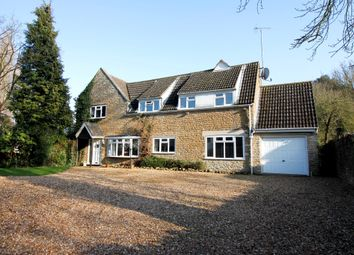 Thumbnail 5 bed detached house for sale in Debdale, Orton Waterville, Peterborough