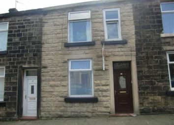 Thumbnail 3 bed terraced house to rent in St Pauls Street, Ramsbottom