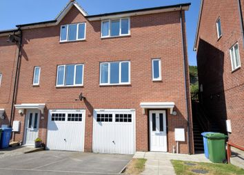 Thumbnail 3 bed terraced house for sale in Pheonix Drive, Scarborough, North Yorkshire