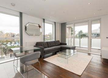 Thumbnail 2 bed flat to rent in Emerald Gardens, Kew