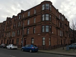 Thumbnail 1 bedroom flat to rent in Butterbiggins Road, Glasgow