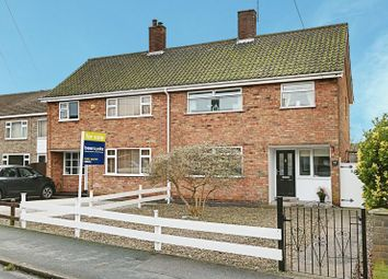 Thumbnail 3 bed semi-detached house for sale in Bellfield Drive, Willerby, Hull