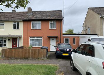 Thumbnail 3 bedroom semi-detached house for sale in Peverel Road, Cambridge