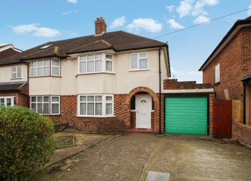 Thumbnail 3 bed semi-detached house for sale in Queens Drive, Surbiton, Surrey