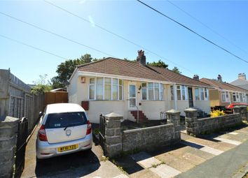 3 bed semi-detached bungalow for sale in Dovedale Road, Plymouth, Devon PL2