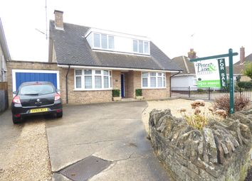 Thumbnail 4 bed detached house for sale in Thorpe Park Road, Peterborough, Cambridgeshire