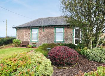 Thumbnail 2 bedroom bungalow for sale in Low Milndovan Farm Cottage, Cardross, Dumbarton