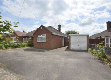 Thumbnail 2 bed semi-detached bungalow for sale in Salisbury Avenue, Cheltenham, Gloucestershire
