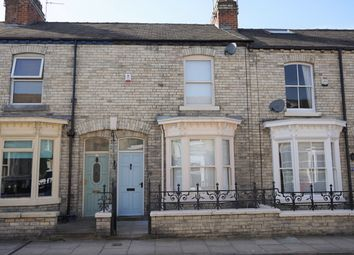 Thumbnail 2 bed terraced house for sale in Russell Street, York