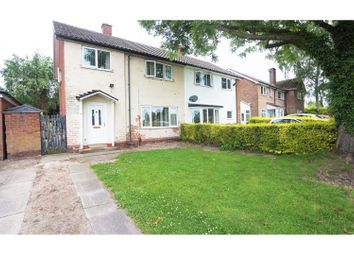 Thumbnail 3 bed semi-detached house for sale in Langley Hall Drive, Sutton Coldfield