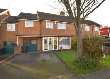 Thumbnail 4 bed semi-detached house for sale in Naunton Close, Bournville Village Trust, Selly Oak