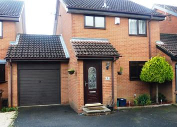 Thumbnail 3 bed terraced house to rent in Wardlow Close, West Hunsbury, Northampton