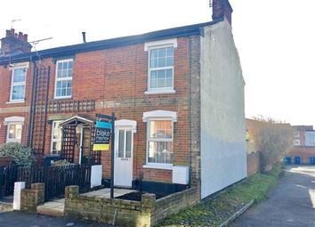 Thumbnail 2 bed end terrace house for sale in Parade Road, Ipswich