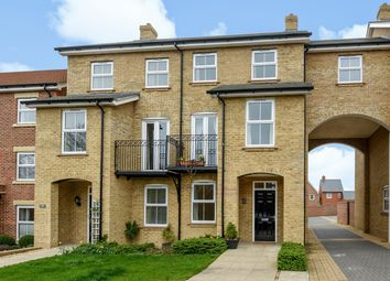 Thumbnail 3 bed town house for sale in Cufaude Lane, Sherfield-On-Loddon, Hook