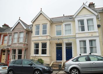 Thumbnail 3 bed terraced house to rent in Kingswood Park Avenue, Plymouth