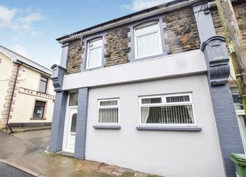 2 bed flat for sale in Bailey Street, Deri, Bargoed CF81