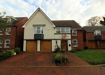 Thumbnail 5 bed detached house for sale in Great Hall Grove, Wolverhampton