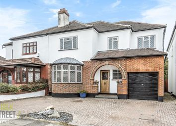 5 bed semi-detached house for sale in Repton Avenue, Gidea Park, Romford RM2