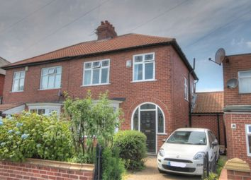 Thumbnail 3 bed semi-detached house for sale in Shipley Avenue, Fenham, Newcastle Upon Tyne