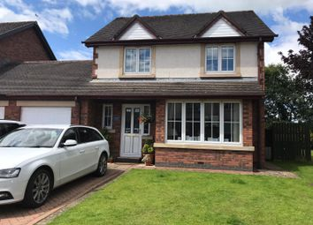 Thumbnail 3 bed detached house for sale in Langley Gardens, Corby Hill, Carlisle