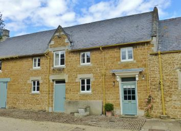 Thumbnail 1 bed cottage to rent in Somerby Road, Pickwell, Melton Mowbray