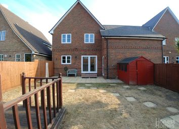 Thumbnail 3 bed detached house to rent in Woodlark Road, Saint Mary's Island, Chatham, Medway