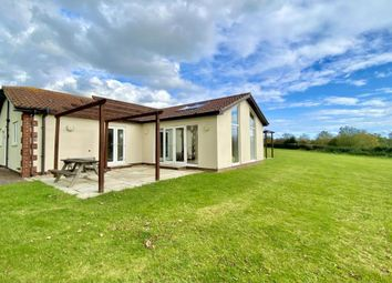 Thumbnail 2 bed semi-detached bungalow for sale in Stoneleigh Holiday Village, Weston, Sidmouth