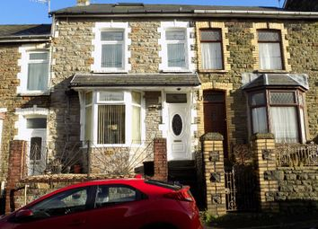 Thumbnail 3 bed terraced house for sale in Evelyn Street, Abertillery, Gwent