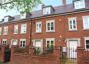 Thumbnail 3 bed terraced house to rent in Monarch Close, Highfields, Rugby, Warwickshire