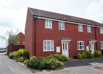 Thumbnail 3 bed end terrace house for sale in Miller Road, Brymbo