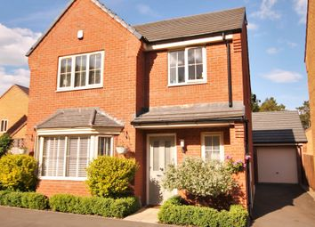 Thumbnail 4 bed detached house for sale in Convent Drive, Stoke Golding, Nuneaton