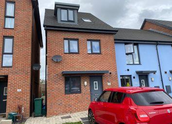 4 bed semi-detached house for sale in Clos Y Rheilffordd, Barry CF62