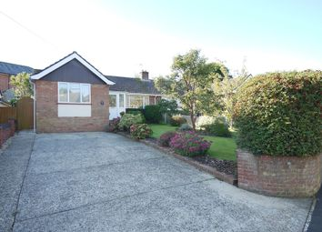 Thumbnail 2 bed semi-detached bungalow for sale in Broomfield Lane, Lymington, Hampshire